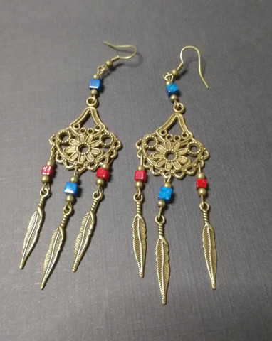 Bohem earrings