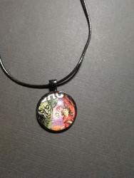 Fifties horror necklace 1