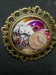 Steampunk ring 2