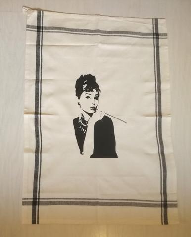 Keittiöpyyhe - Hepburn