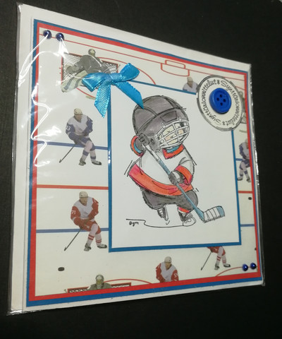 Ice Hockey card