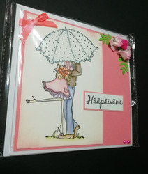 Weddings card