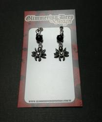 Spider Clip Earrings