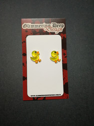 Duckling Stud Earrings