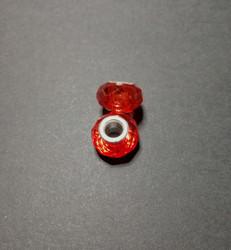 Takkuhelmi kirkas punainen