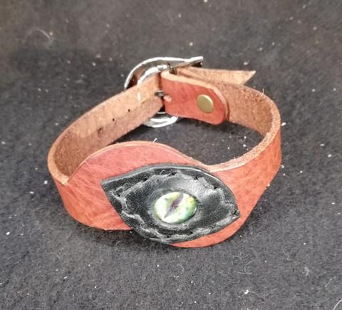 Barahir leather bracelet