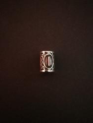 Beardbead viking rune Isa