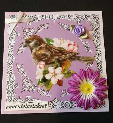 Kortti lintu