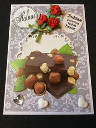 Kortti suklaa