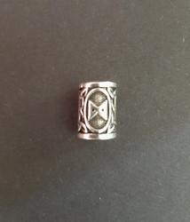 Beardbead viking rune Dagaz
