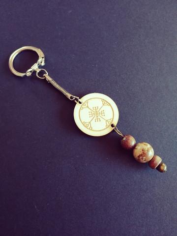 Rune keychain