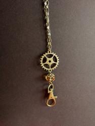 Avainnauha steampunk ratas