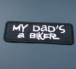 My dad patch