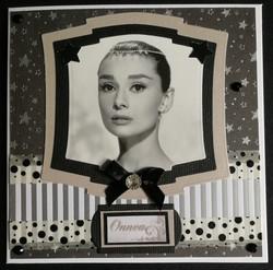 Audrey Hepburn kortti