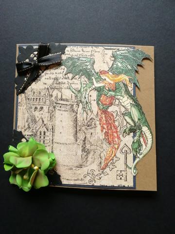 Lohikäärme kortti
