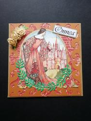 Prinsessa ja linna kortti
