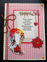 Elf and poem Christmas card