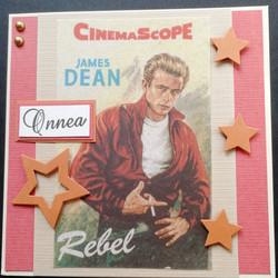 Kortti James Dean