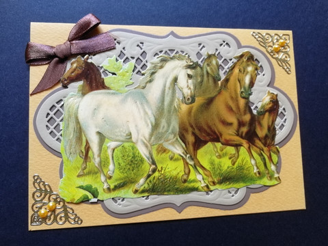 Kortti hevoset