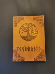 Viking card the world tree