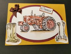 Traktori kortti