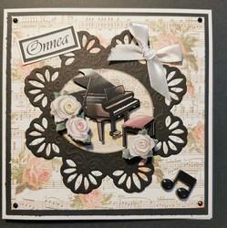 Piano kortti