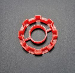 Keksimuotti ratas