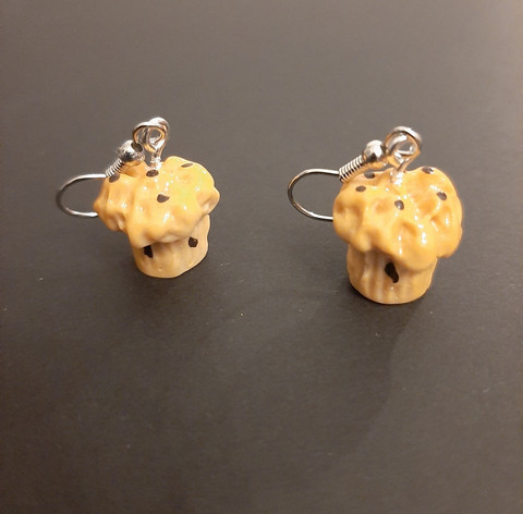 Muffin earrings