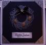 Skulls Christmas card