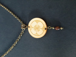 Viking necklace Protection Rune variant