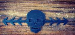 Skull ear saver