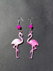 Flamingo korvakorut