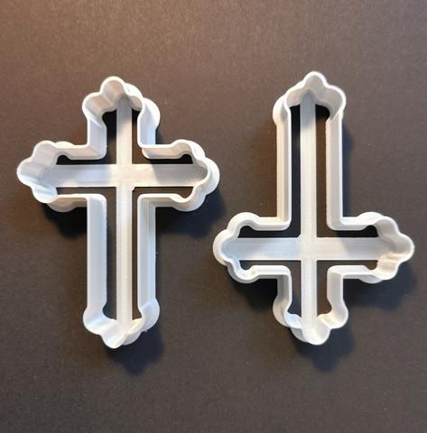 Keksimuotti risti