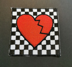 Kangasmerkki sydän