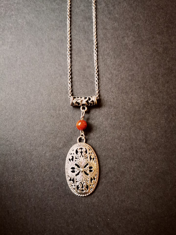 Viking themed necklace