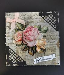 Kortti ruusut