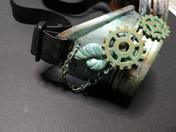 Steampunk Goggles from the Sea