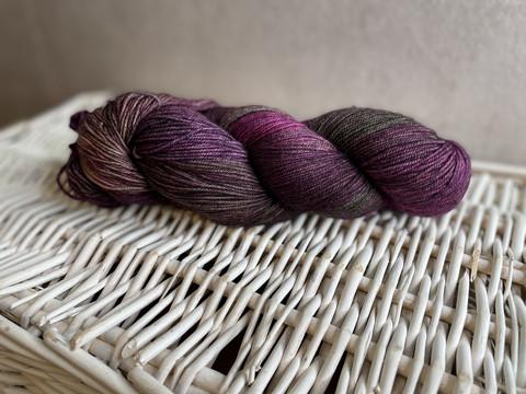 Malabrigo sock, väri 854 Rayon Vert