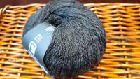 Respect Wool Addicts 1025.0067 tumma ruskean-harmaa