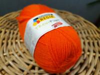 Regia TrendPoint villasekoitelanka, väri 06619 oranssi