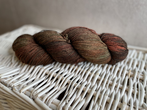 Malabrigo sock, väri 858 Arbol