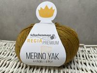 Regia Premium Merino Yak, väri 7504 Gold
