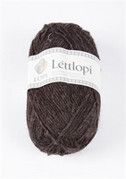 Lettlopi 10052 black sheep