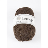 Lettlopi 10867 chocolate heather
