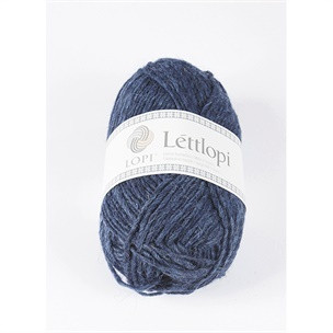 Lettlopi 11403 lapis blue heather