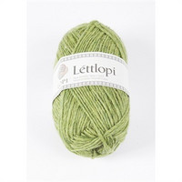 Lettlopi 11406 spring green heather