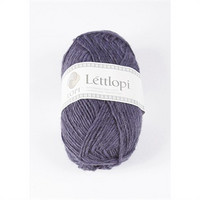 Lettlopi 19432 grape heather