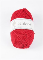 Lettlopi 19434 crimson red