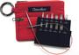 Chiaogoo TWIST Red Shorties combo-setti - 5 cm ja 8 cm (2x6 kpl) kotelo, tarvikkeet