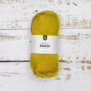 Tencel Raggi Golden yellow